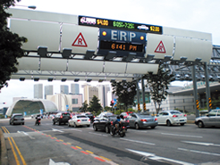 ERP ( Electronic Road Pricing System )1